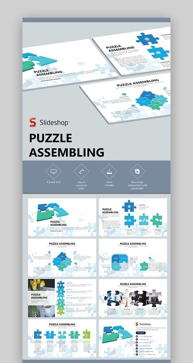 Puzzle Assembling