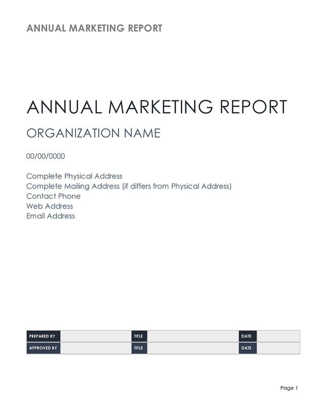 Annual Report #2