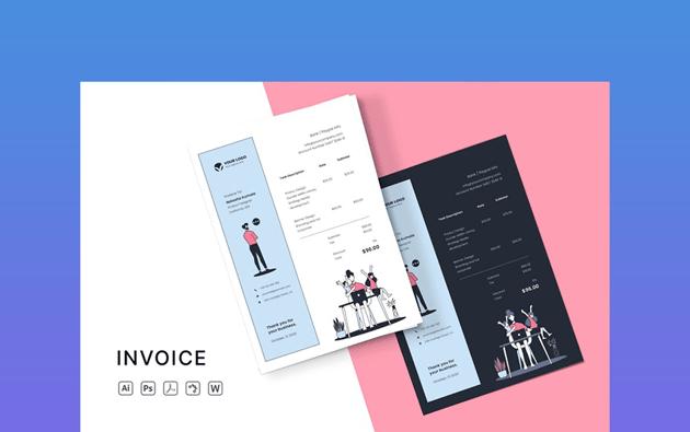 Word Invoice