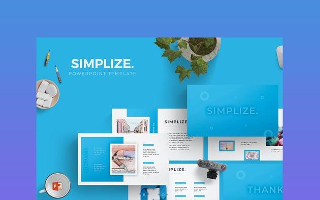 simplize PPT
