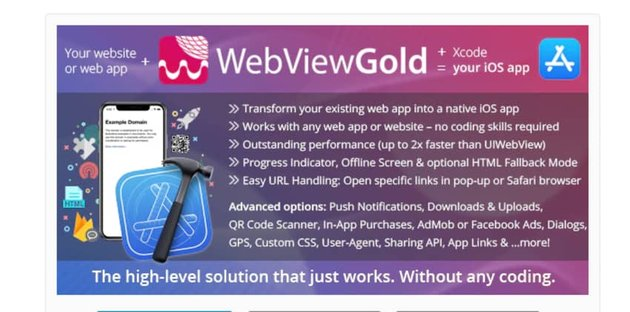 Webview gold