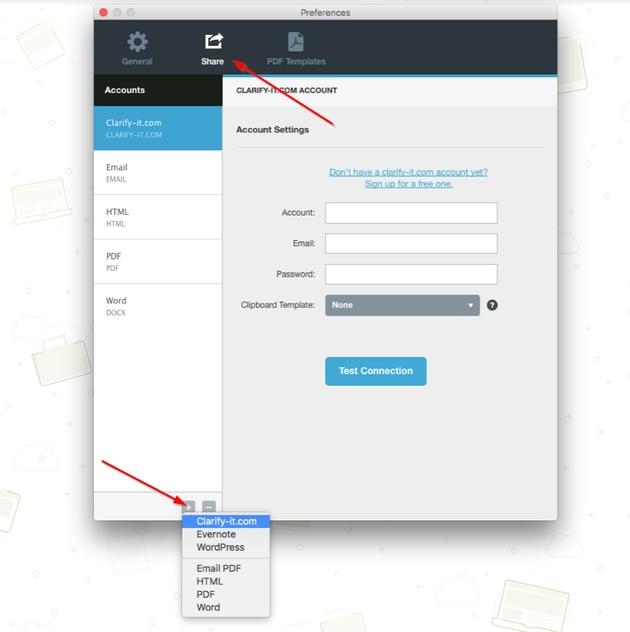share-accounts-in-clarify