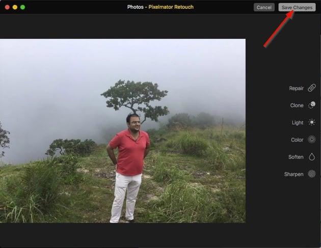 edit photos in pixelmator extension