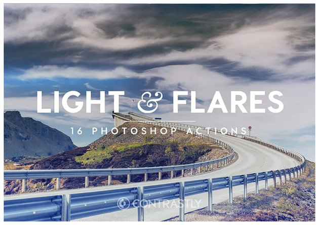 light and flares