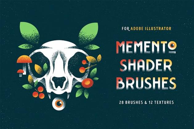 Shader Brushes for Illustrator