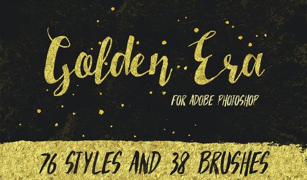 Golden Era for Adobe Photoshop
