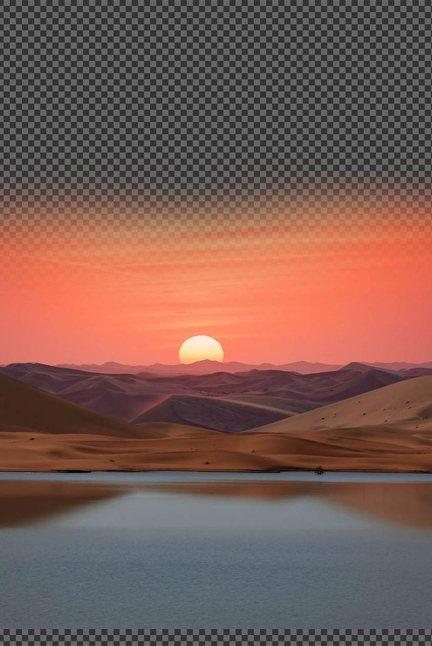 gradient color adjustment