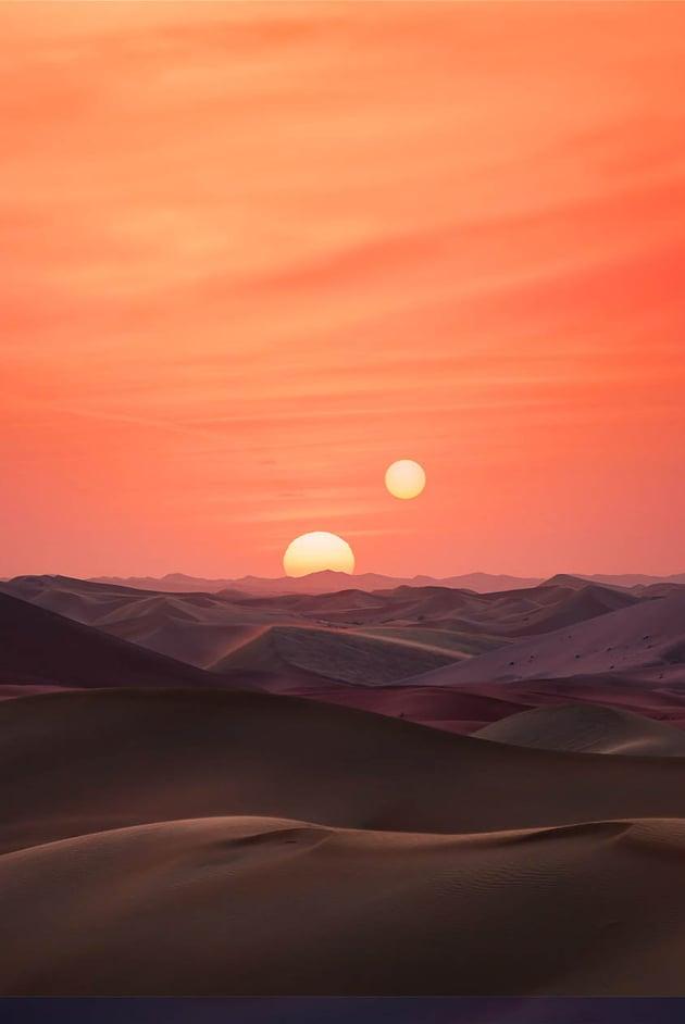 tatooine second sun adjustments