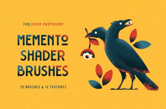 Shader Brushes for Photoshop