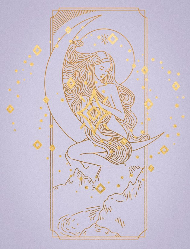 place gold foil stars