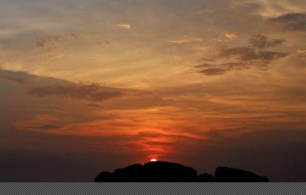 place sunset