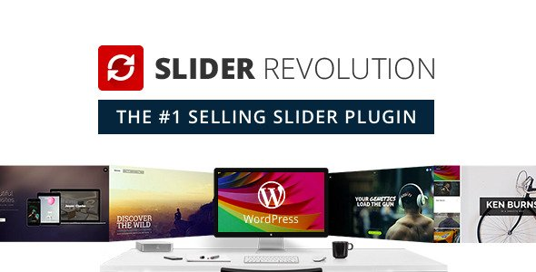 Slider Revolution plugin