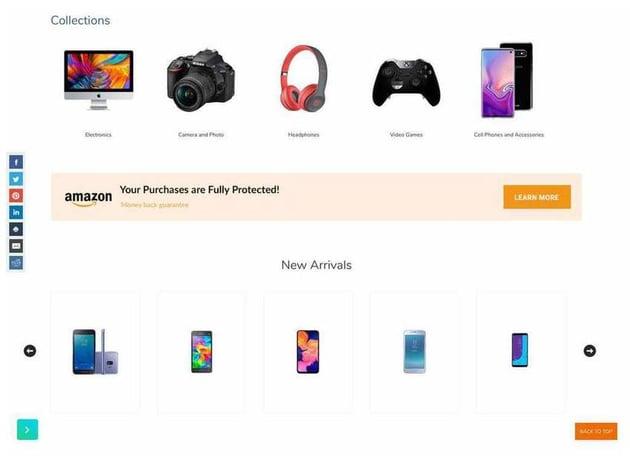 Plugin de afiliados de Amazon para WordPress con WooCommerce