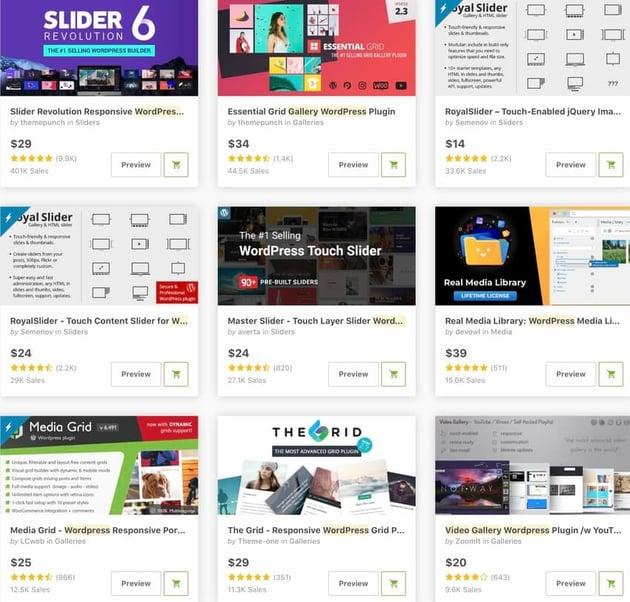 Bestselling WordPress Video Plugins and Players