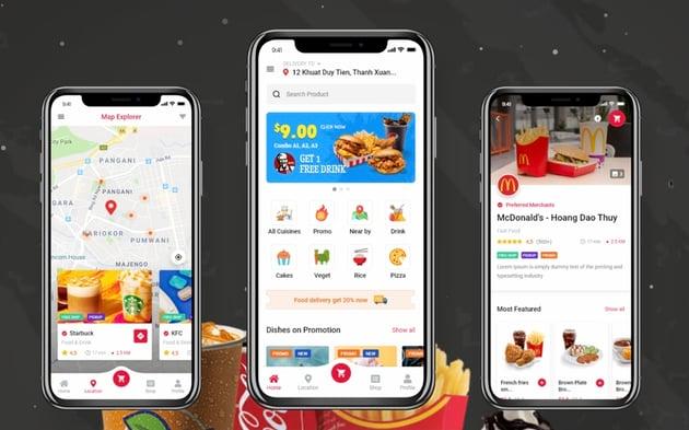 Lekima - Store Delivery - React Native App for WordPress WooCommerce