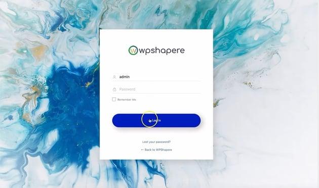 WPShapere - WordPress Admin Theme