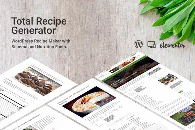 total-recipe-generator-for-elementor
