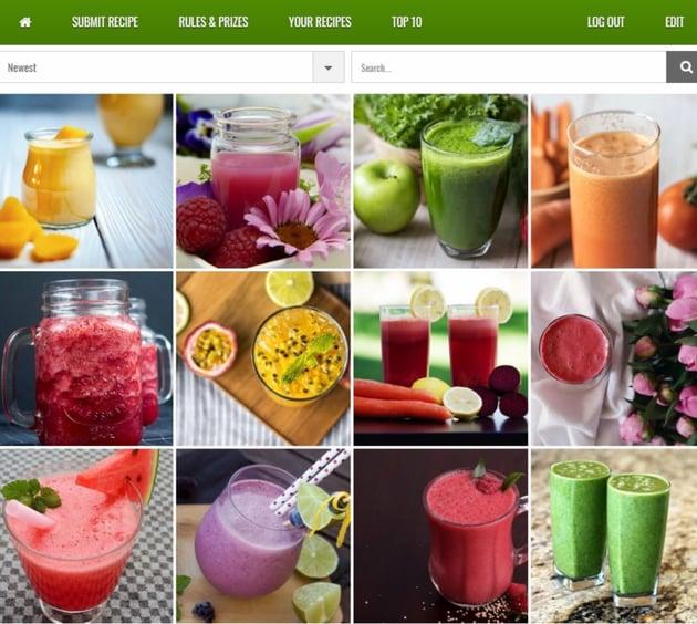 recipe-contest-wordpress-plugin