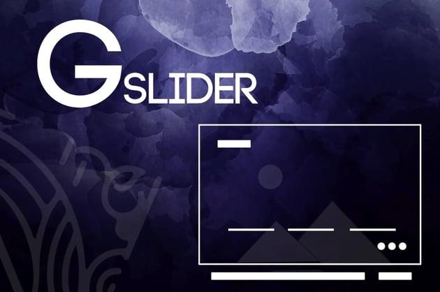 GSlider - Gutenberg Slider Block For WordPress