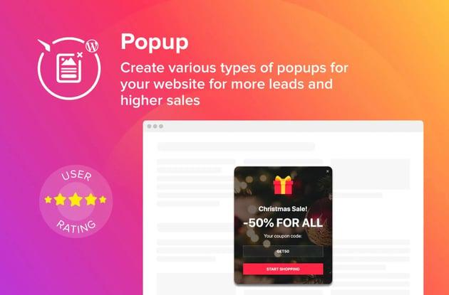 WordPress Popup Maker Plugin - Plugin para crear un popup con WordPress