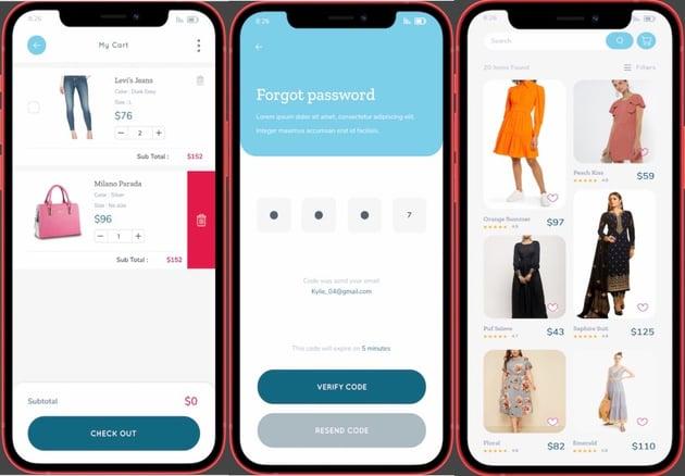 Store Kit - React Native E-Commerce Template