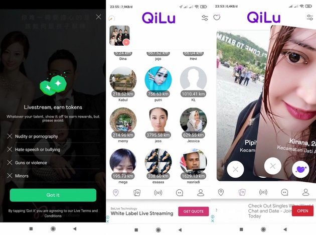 Qyou Dating Chat With Audio Video