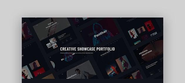 Avo - Creative Agency & Showcase Portfolio