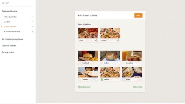 Restaurant Menu – Food Ordering System – Table Reservation