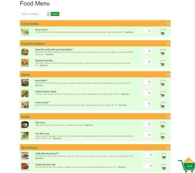 Foodlify - Restaurant Food Menu for Woocommerce