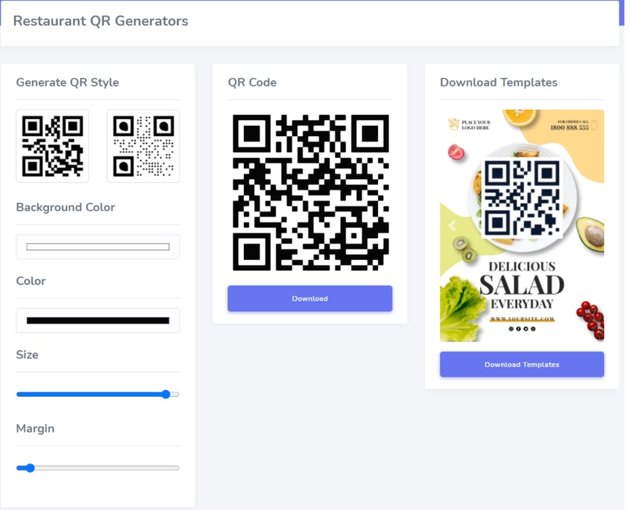 Khana - Multi Resturant Food Ordering, Restaurant Management With Saas And QR Menu Maker