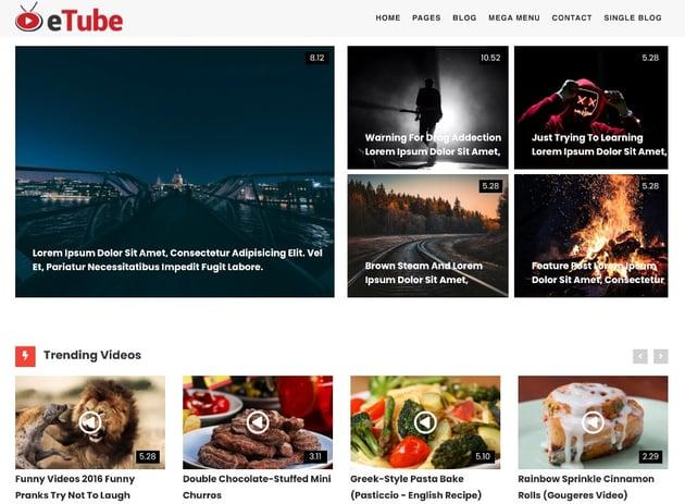 https://themeforest.net/item/etube-html5-video-blog-magazine-entertainment-site-template/20036035