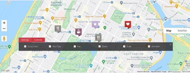 Hero Maps Premium - Responsive Google Maps Plugin