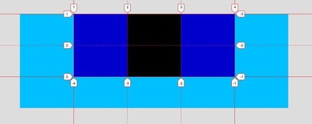 Subgrid simulation inner grid