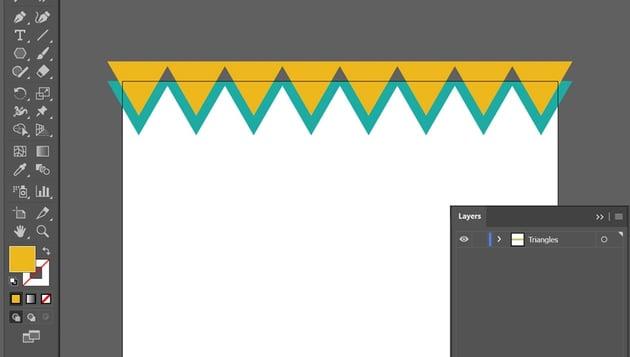 Adding more triangles