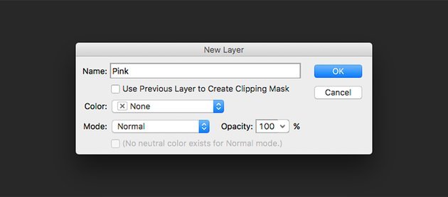 Creating new layers