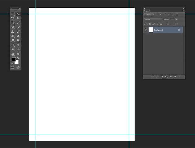 Create margins around the document