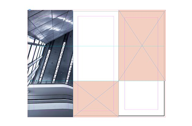 place images into the rectangles