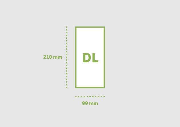 DL 99 x 210 mm
