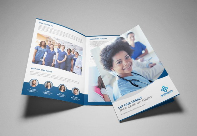 How to Make a Medical Brochure Template in InDesign