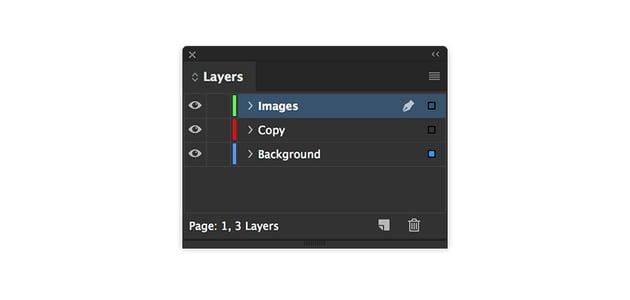 create new layers