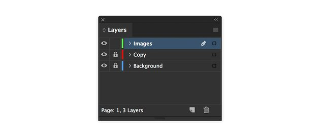 lock the copy layer and select the images layer