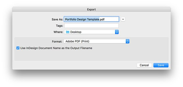 export ehf ile as a Adobe PDf for print