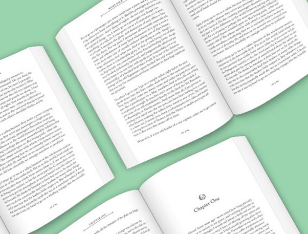An introduction to typesetting books in adobe indesign