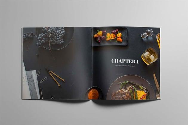 Kitchen Stories Recipe Cookbook