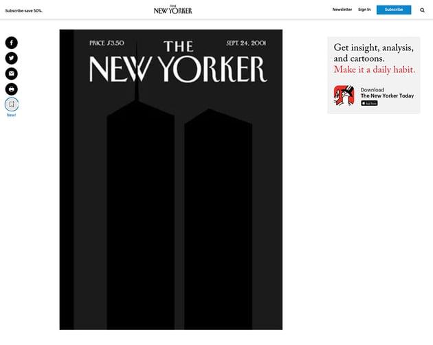 The New Yorker 9112001 September 24th 2001