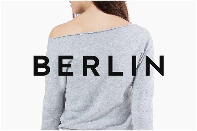 Gotham font alternative Berlin