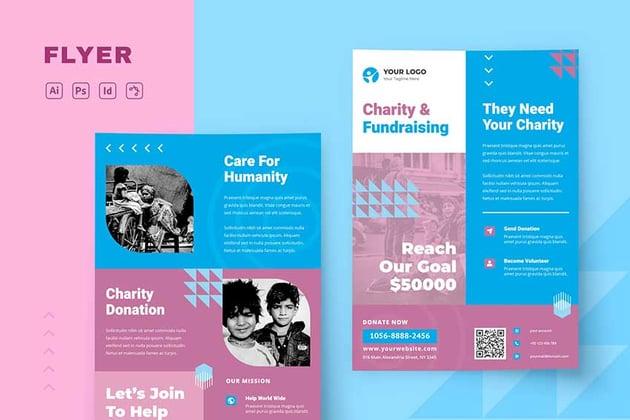 Charity Flyer