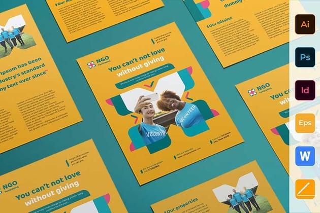 NGO Flyer