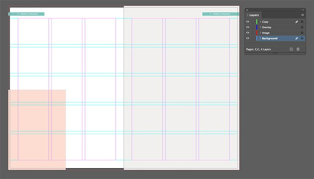 Create a shapes for the background