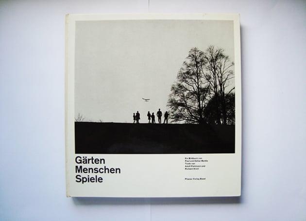 """""""Gärten Menschen Spiele by Emil Ruder Armin Hofmann"""" by 80magazine is licensed under CC BY 2.0"""